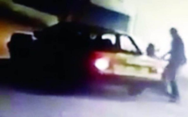 Detienen a taxista que atropelló a joven discapacitado en Querétaro - Foto Captura de Pantalla