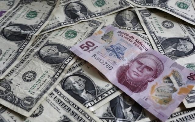 Dólar cierra en 19.44 pesos este miércoles - Foto de Internet