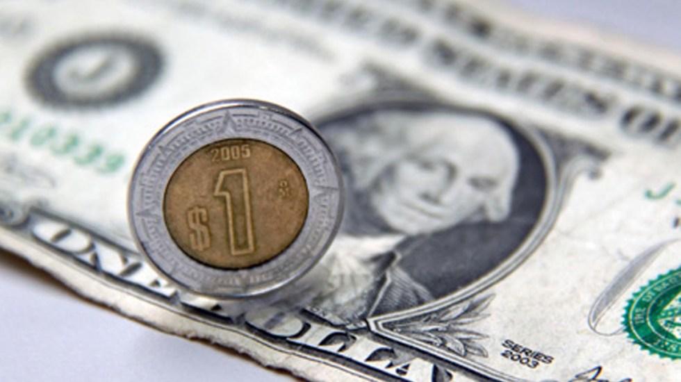 El peso baja su valor por aumento en la inflación