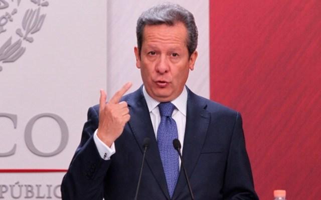 Presidencia no ha difundido ni difundirá encuestas: vocero - Foto de Notimex