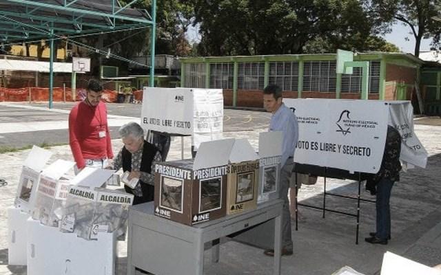 Ciudadanía anuló intencionalmente el 58 por ciento de los votos en Ciudad de México - votos anulados ciudad de méxico