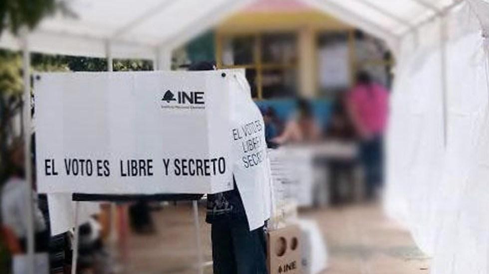 Fepade refrenda compromiso con elecciones limpias - Foto de internet