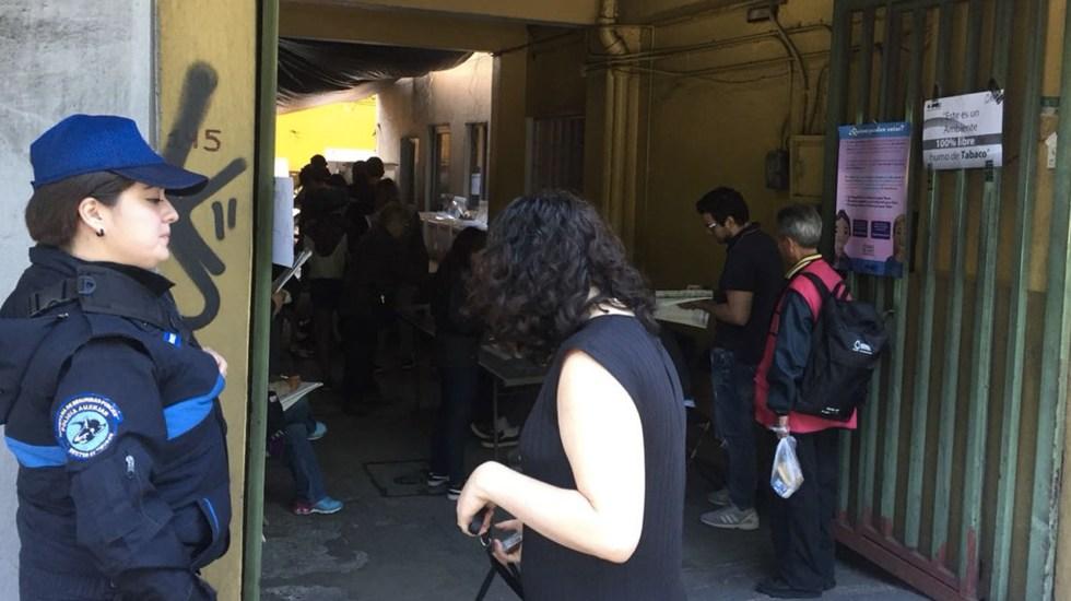 Detienen a 10 por delitos electorales en Ciudad de México - Foto de SSP
