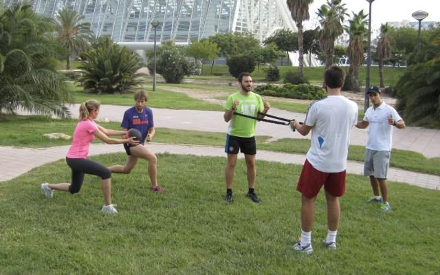Rediseñando el entrenamiento de grupos pequeños - Foto de internet