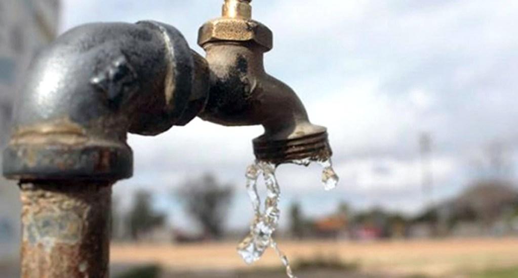 Este sábado inicia reducción de suministro de agua en el Valle de México por escasez de lluvias - Foto de internet