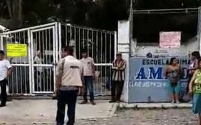 Cierran casillas en Veracruz por sujetos armados - Foto de Internet
