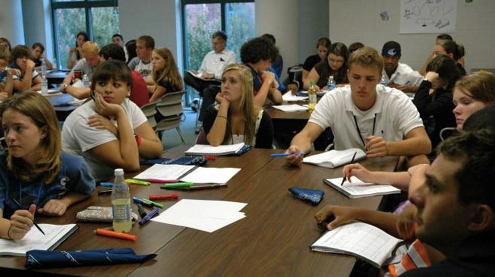 Gobierno de Trump eliminaría directriz para unificar admisión a escuelas en EE.UU. - Foto de MBA