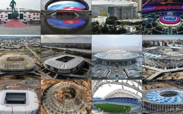 El futuro de los estadios del Mundial Rusia 2018