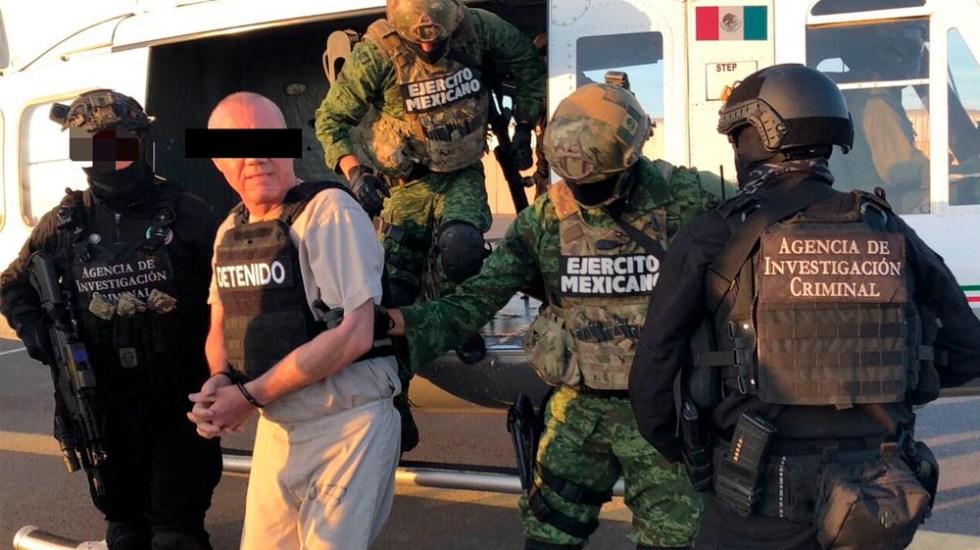 Extraditan a Dámaso López a EE.UU. - Foto de PGR