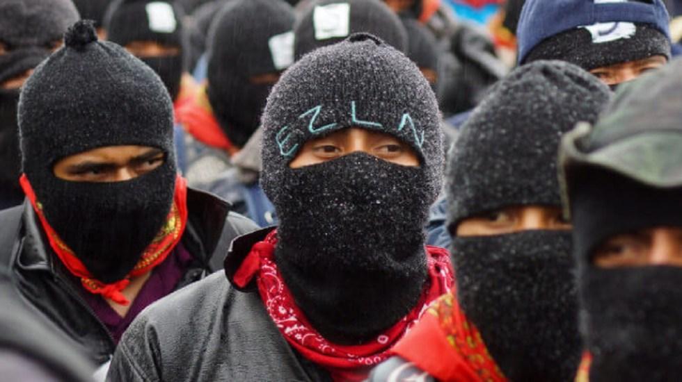 """EZLN desprecia gobierno de AMLO al asegurar que """"desilusionará"""" - Foto de internet"""
