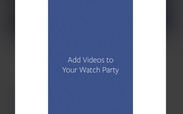 Facebook anuncia lanzamiento de nueva función para videos