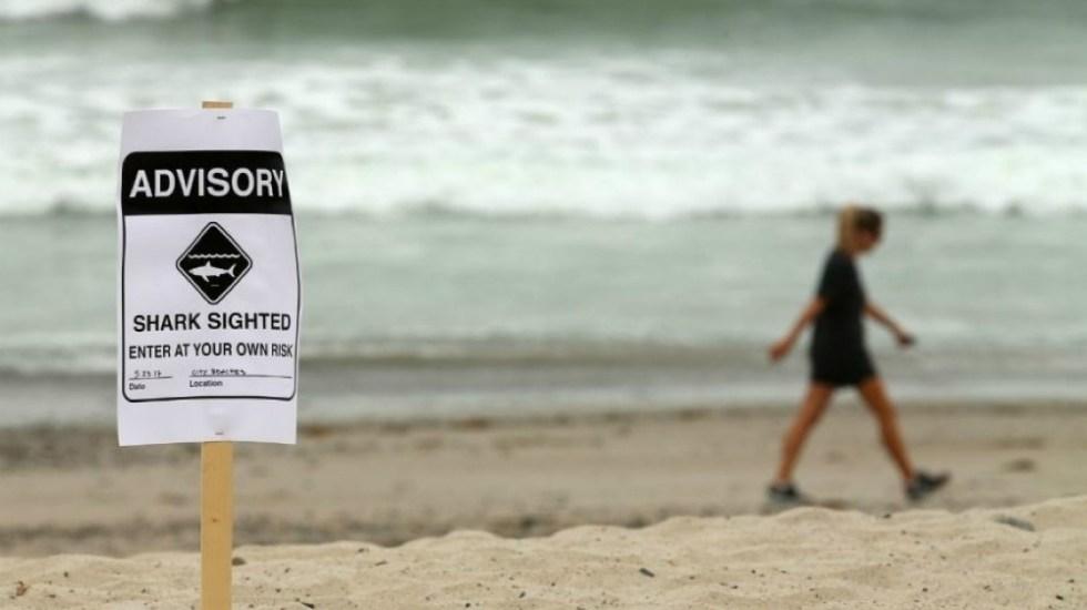 Dos lesionados por ataque de tiburón en Florida - Foto de Reuters