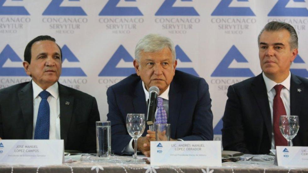 Sector Franquicias se compromete a trabajar con AMLO