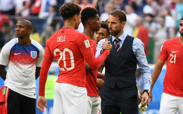 """""""Todavía no somos uno de los cuatro mejores equipos del mundo"""": Southgate - Foto de AFP"""