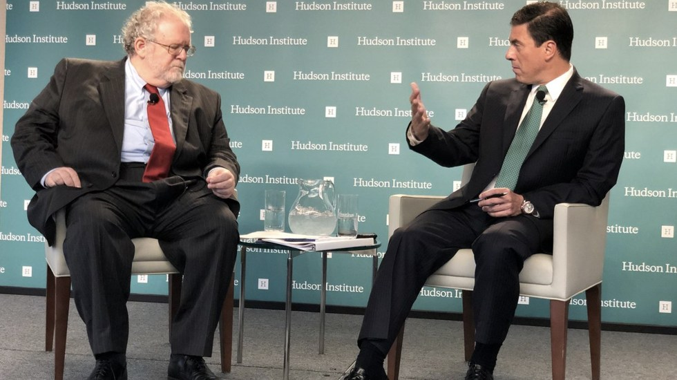 Deterioro del ambiente político dañaría relación bilateral - Foto de EmbaMex