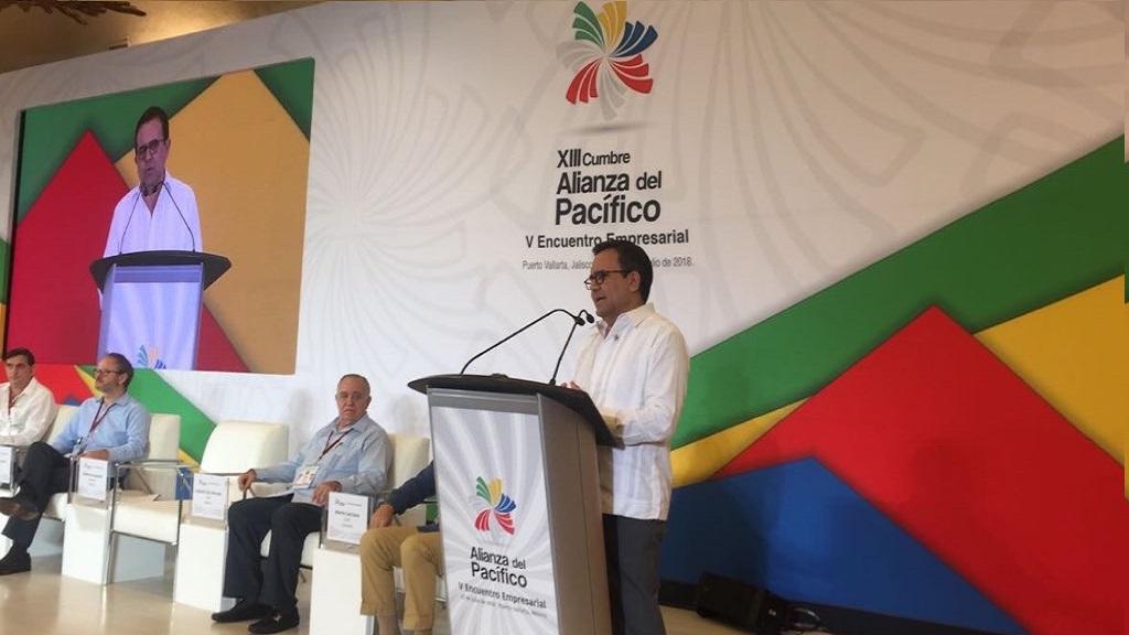 Tras elecciones se abrió ventana para renegociación del TLCAN: Guajardo - Foto de @A_delPacifico
