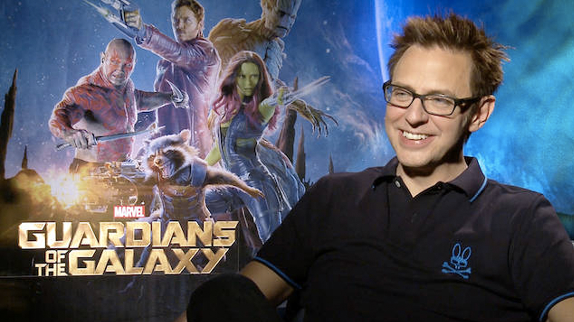 El comunicado de James Gunn tras ser despedido de 'Guardianes 3'