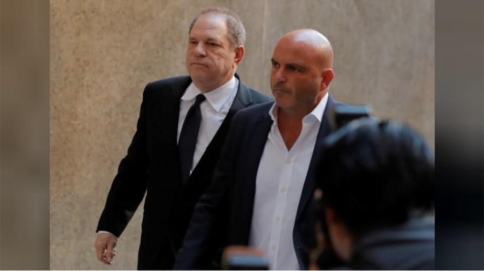 Liberan a Weinstein bajo fianza tras nuevas denuncias de acoso sexual - Foto de Reuters