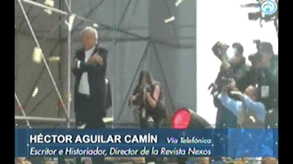 Tenemos una semana positiva tras la elección: Héctor Aguilar