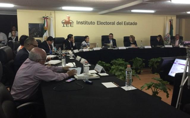 Abren cerca de mitad de paquetes electorales para gubernatura de Puebla - Foto de @HectorBLN