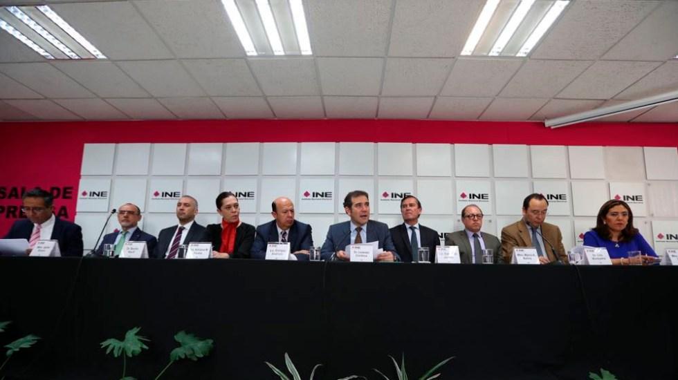 INE aclara que no se constató uso electoral de recursos en fideicomiso - Foto de @INEMexico