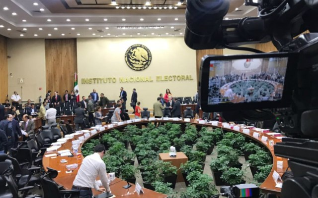 Radio y TV deben reponer a partidos promocionales no transmitidos: INE - Foto de INE