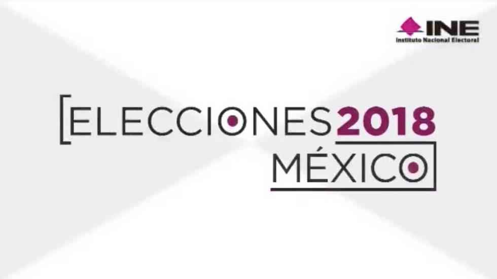 Jornada Electoral 1 de julio de 2018