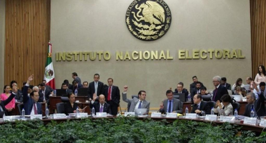 INE detecta que candidatos ocultaron 368 mdp en campañas - Foto de internet