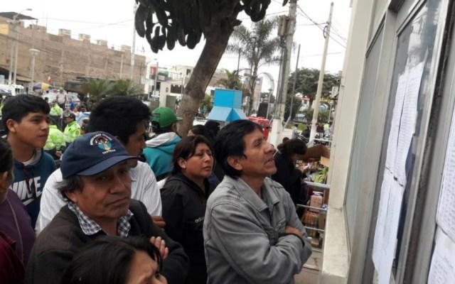 Intoxicadas más de 620 personas en Perú por desayunos escolares - Foto de El Comercio