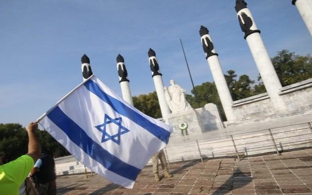 Israel busca a Ebrard para dar continuidad a relación bilateral - Foto de @elconsejomx