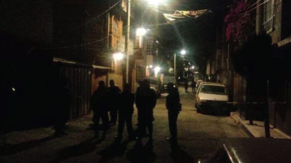 Asesinan a cuatro personas en Iztapalapa