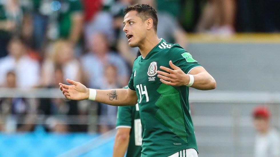 México terminó en lugar 12 de la clasificación del Mundial 2018 - Foto de Mexsport