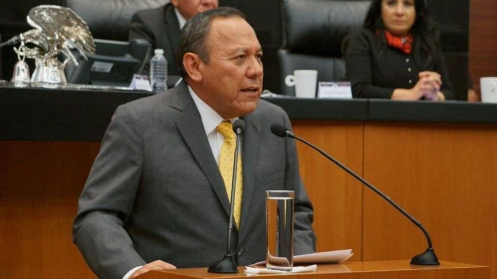 Jesús Zambrano es nuevo coordinador del grupo parlamentario del PRD