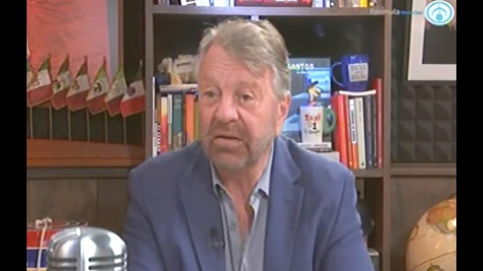 Reunión entre AMLO y funcionarios de EE.UU. es positiva: Jorge Castañeda