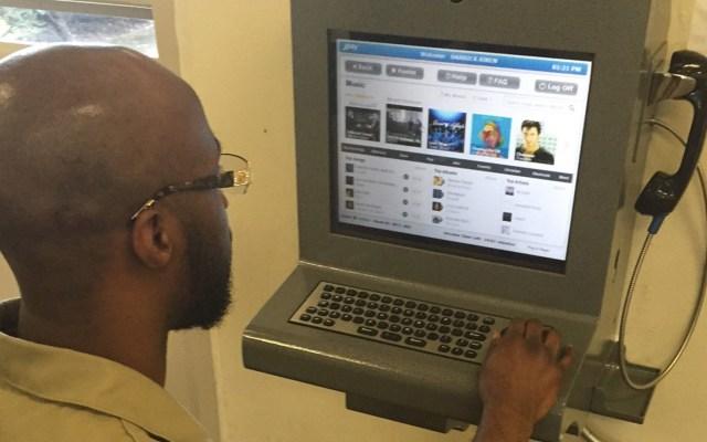 Presos hackean tabletas para transferir crédito a sus cuentas en Idaho - Foto de Sistema Penitenciario de Washington