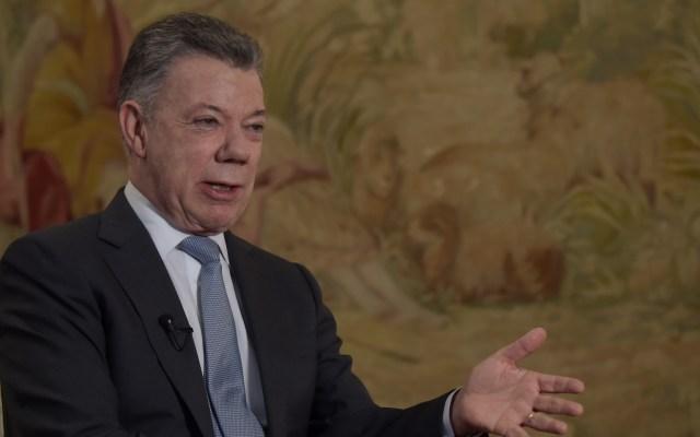 """Colombia califica como """"absurdos"""" los señalamientos de Maduro - Foto de Raul Arboleda/AFP"""