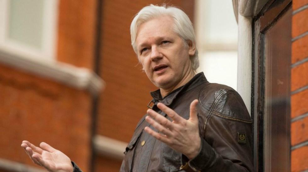 Assange condiciona protección a comparecencia en Senado de EE.UU. - Julian Assange condenado a muerte