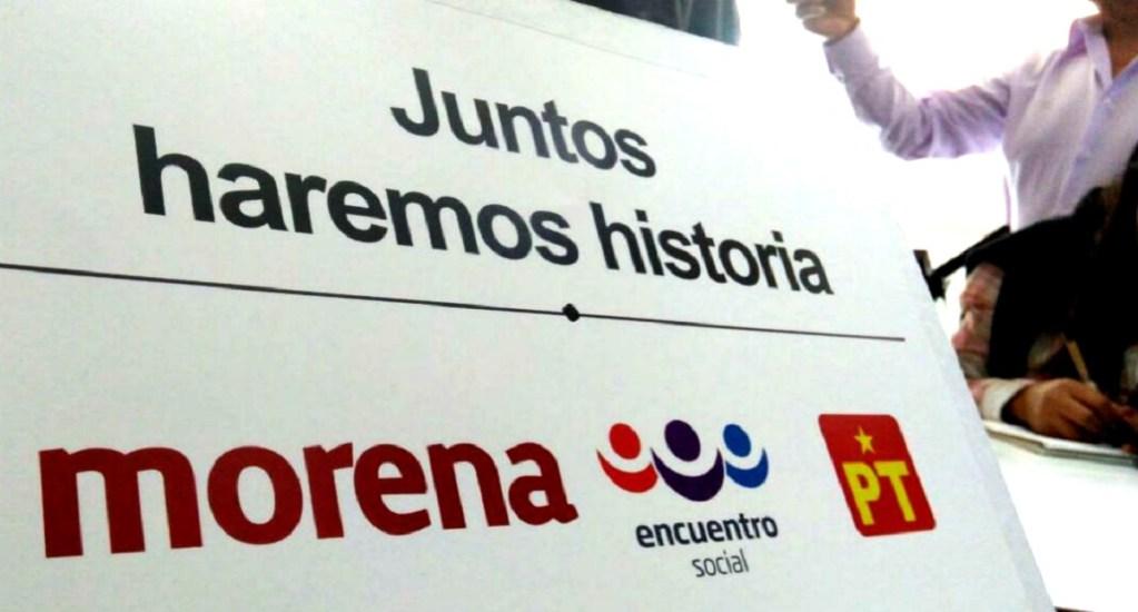 Juntos Haremos Historia adeuda 141 mdp - Foto de internet