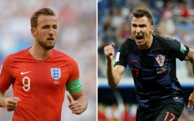 ¿Dónde podrás ver el Croacia vs Inglaterra de Semifinales en Rusia 2018? - Foto de AFP