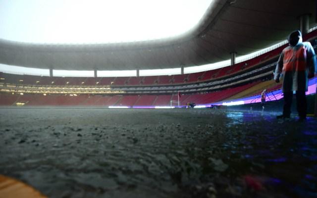 Se retrasa juego entre Chivas y Cruz Azul por lluvia - Foto de Mexsport