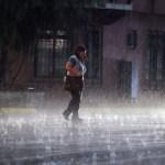 Lluvias afectarán la mayor parte del país