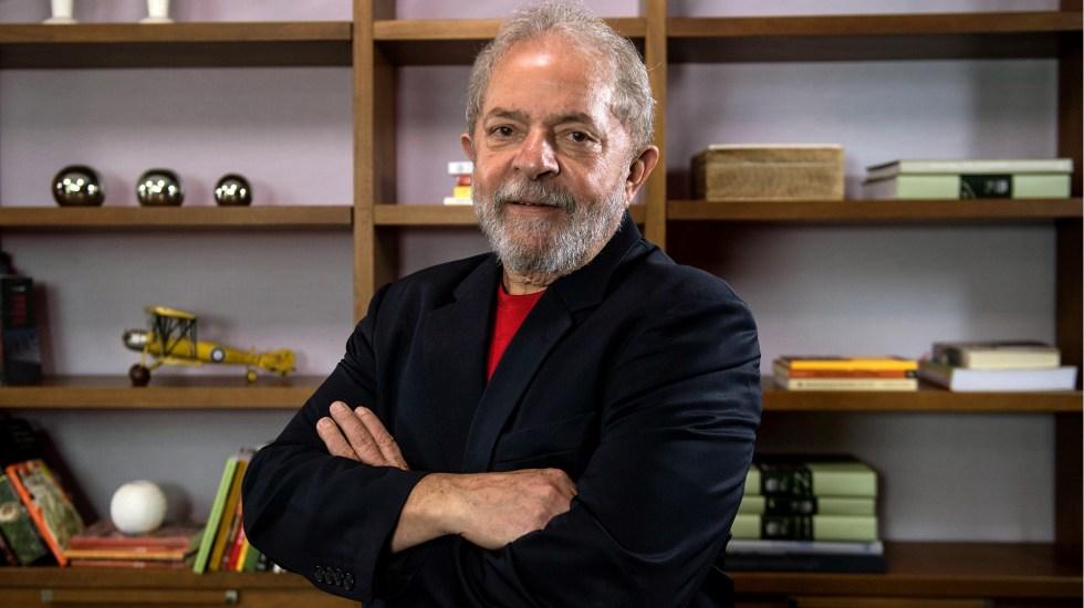 Juez vuelve a ordenar liberación de Lula da Silva - Brasil Luiz Inacio Lula da Silva