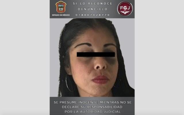 Procesan a mujer que obligaba a hija de 9 años a pedir limosna en Edomex - Foto de @FiscalEdomex
