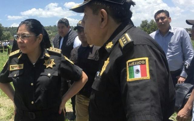 Se suspende venta de pirotecnia en Tultepec tras incidente - Foto de @Maribel_CG17