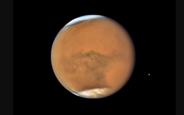 Fotografía de Marte revela parte de su pasado - Foto de NASA