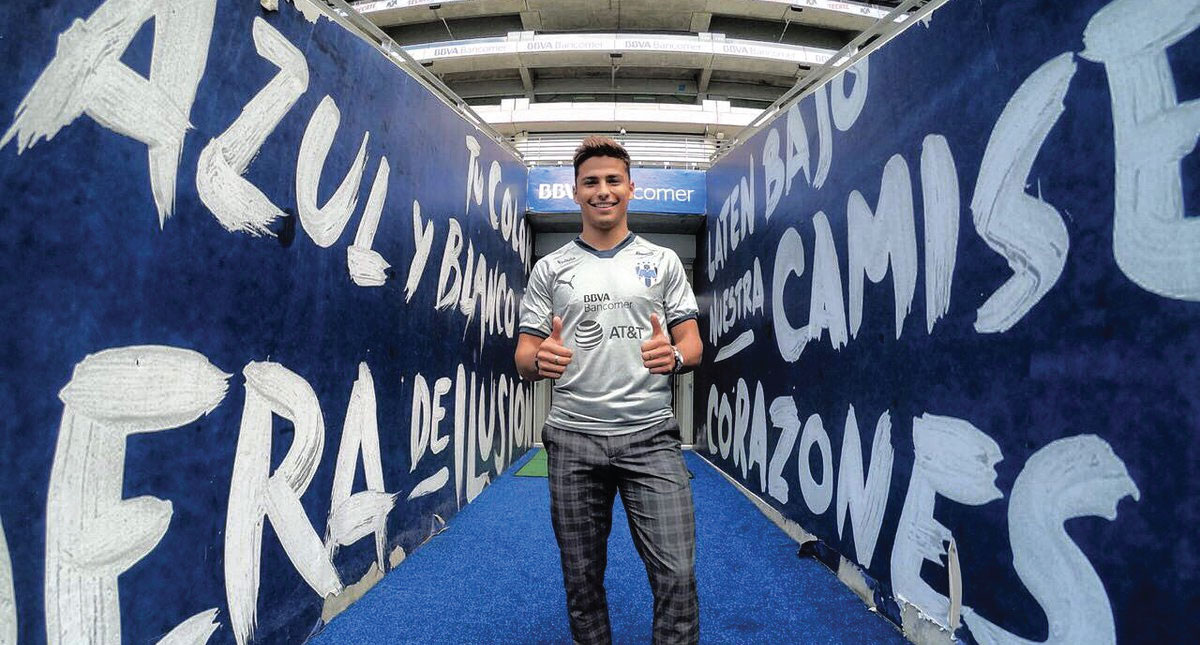 ¡El gol de Rogelio Funes Mori de 40 metros!