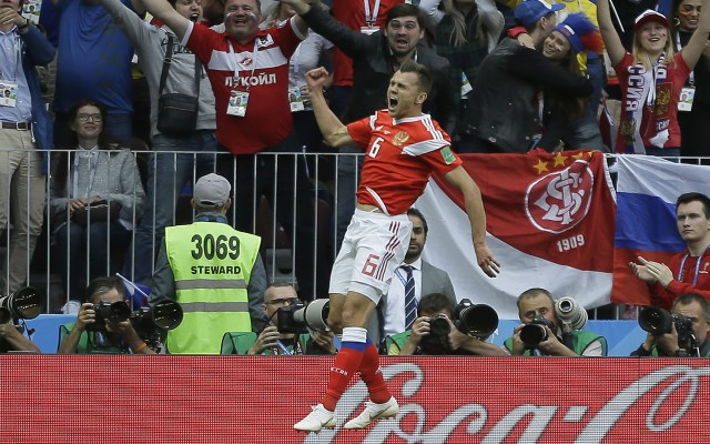La FIFA abre la votación para el mejor gol del Mundial - Foto de Mexsport