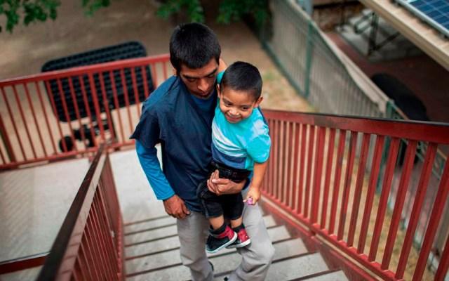 Citan a menores de un año ante tribunales de migración en EE.UU. - Foto de The Texas Tribune