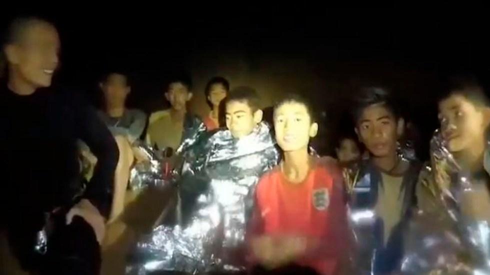 FIFA invita a niños atrapados en cueva de Tailandia a final del Mundial