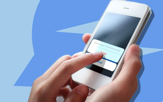 ¿Cómo enviar mensajes secretos y que se auto eliminan en Messenger?